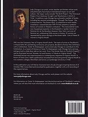 Picture of back cover of Women, Art and Society:  A Tribute to Virginia Woolf