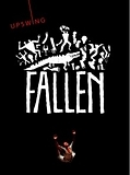 Poster style image of title Fallen with miniature dancers
