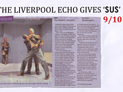 Review of the play in The Liverpool ECHO by Marc Waddinton