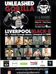 gorilla unleashed poster