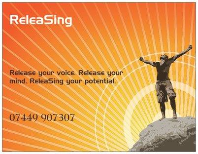 Releasing your voice image