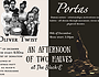 Oliver Twist and Portas poster