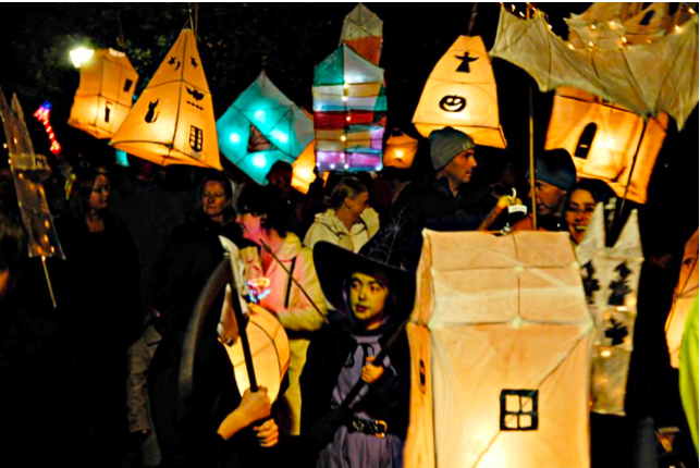 Lantern company Halloween